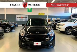 Used 2016 MINI Cooper Paceman Cooper S AWD *CERTIFIED*  LEATHER NAV SUNROOF  for sale in North York, ON