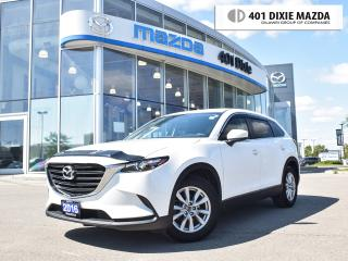 Used 2016 Mazda CX-9 GS 1.99% FINANCE AVAILABLE TOW HITCH DVD PLAYER for sale in Mississauga, ON