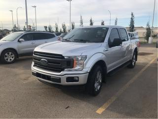 Used 2018 Ford F-150 XLT 302A SPORT PKG, 5.0L, NAV MOONROOF, 20'S for sale in Fort Saskatchewan, AB