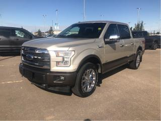 Used 2017 Ford F-150 502A CHROME PKG, FX4, 20'S, POWER BOARDS, SYNC 3 for sale in Fort Saskatchewan, AB