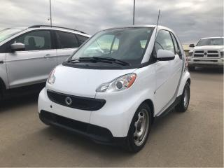 Used 2013 Smart fortwo AC, HEATED SEATS, LOW MILEAGE, MUST SEE!! for sale in Fort Saskatchewan, AB