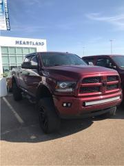 Used 2017 RAM 2500 LARAMIE, DIESEL, SUNROOF ,20K IN ADDS, MUST SEE!! for sale in Fort Saskatchewan, AB