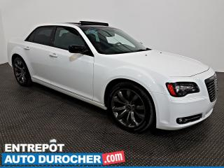 Used 2014 Chrysler 300 300S NAVIGATION - TOIT OUVRANT - CUIR - A/C for sale in Laval, QC