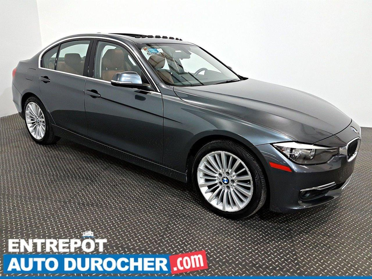Used 2015 BMW 3 Series 320i xDrive TOIT OUVRANT - A/C - CUIR