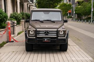 Used 2016 Mercedes-Benz G-Class 2016 Mercedes-Benz G-Class - 4MATIC 4dr G 550 for sale in Vancouver, BC
