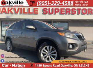 Used 2011 Kia Sorento LX V6 | BLUETOOTH | SENSORS | ALLOYS | HTD SEATS for sale in Oakville, ON