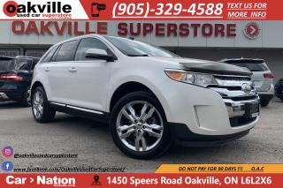 Used 2013 Ford Edge LIMITED | PANO ROOF | NAVI | BACKUP CAMERA for sale in Oakville, ON