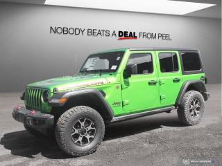 Used 2019 Jeep Wrangler Unlimited Rubicon 4x4 for sale in Mississauga, ON