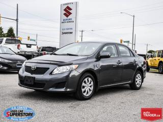 Used 2009 Toyota Corolla CE for sale in Barrie, ON