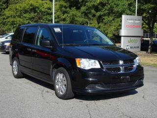Used 2016 Dodge Grand Caravan SE/SXT for sale in Richmond, BC
