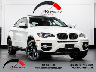 Used 2011 BMW X6 xDrive35i Navigation Executive Pkg Heads Up Display 360 Cam for sale in Vaughan, ON