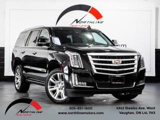 Used 2015 Cadillac Escalade Premium|Navigation|Driver Assist|HUD|Rear Entertainment for sale in Vaughan, ON