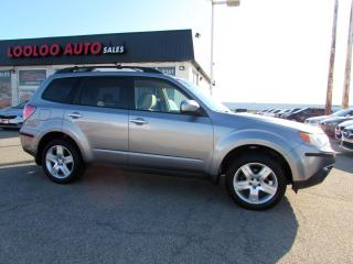 Used 2009 Subaru Forester 2.5X PREMIUM AWD PANORAMIC SUNROOF CERTIFIED 2009 Subaru Forester 2.5X Premium for sale in Milton, ON