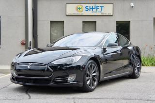 Used 2015 Tesla Model S 90D SUBZERO PKG, BRAND NEW TURBINE WHEELS & TIRES for sale in Burlington, ON