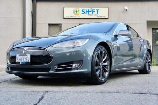 Used 2014 Tesla Model S P85 TECH PKG, SUB ZERO, NEW TIRES for sale in Burlington, ON