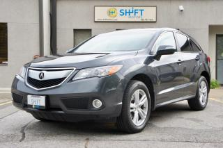 Used 2014 Acura RDX TECH PKG AWD, TECH PKG, BLUETOOTH, REAR VIEW CAMERA, NO ACCIDENTS for sale in Burlington, ON