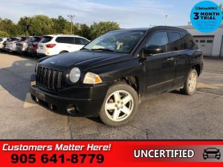 Used 2008 Jeep Compass Sport  POWER GROUP  ALLOYS  (AS TRADED) for sale in St. Catharines, ON