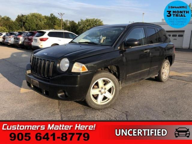 2008 Jeep Compass Sport  POWER GROUP  ALLOYS  (AS TRADED)