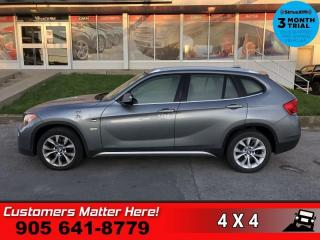 Used 2012 BMW X1 xDrive28i for sale in St. Catharines, ON