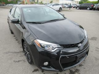 Used 2014 Toyota Corolla 2014 Toyota Corolla - 4dr Sdn Man S for sale in Toronto, ON