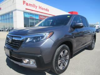 Used 2017 Honda Ridgeline Touring, NAVI, LTHR, ECO MODE & MORE! for sale in Brampton, ON