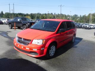 Used 2015 Dodge Grand Caravan 7 PASSENGER for sale in Burnaby, BC