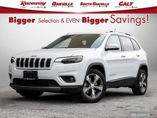 Used 2019 Jeep Cherokee Limited FWD for sale in Etobicoke, ON