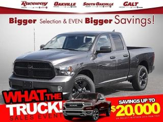 Used 2019 RAM 1500 Classic ST for sale in Etobicoke, ON