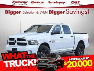Used 2019 RAM 1500 Classic Express for sale in Etobicoke, ON