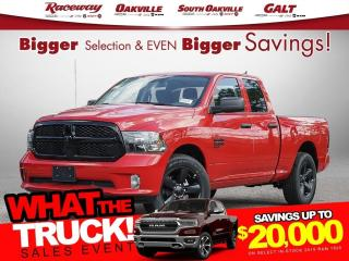 Used 2019 RAM 1500 Classic Night Edition 4x4 Truck Quad Cab for sale in Etobicoke, ON