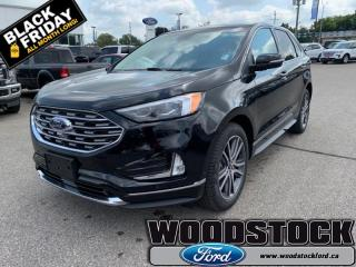 New 2019 Ford Edge Titanium AWD  TITANIUM PLUS PACKAGE for sale in Woodstock, ON