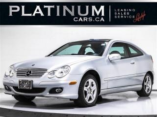 Used 2006 Mercedes-Benz C-Class C230, SUNROOF, HEATED SEATS, BLUETOOTH for sale in Toronto, ON