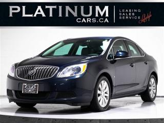 Used 2016 Buick Verano Sony AUDIO, BLUETOOTH, ONSTAR, CD/AUX for sale in Toronto, ON