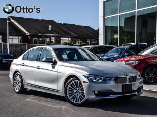 Used 2015 BMW 328 d xDrive Sedan DIESEL for sale in Ottawa, ON