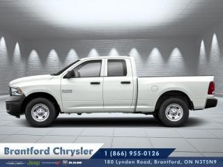 Used 2019 RAM 1500 Classic Express  - $222 B/W for sale in Brantford, ON