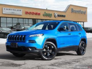 Used 2018 Jeep Cherokee Altitude  - Bluetooth -  Power Windows - $182 B/W for sale in Brantford, ON