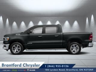 Used 2020 RAM 1500 Rebel  - Sunroof for sale in Brantford, ON