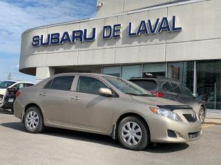 Used 2010 Toyota Corolla CE ** 20000km ** for sale in Laval, QC