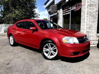 Used 2013 Dodge Avenger Berline 4 portes SXT AILERON MAGS for sale in Longueuil, QC