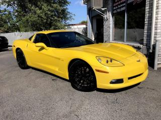 Used 2009 Chevrolet Corvette Coupé 2 portes LS3 TARGA for sale in Longueuil, QC