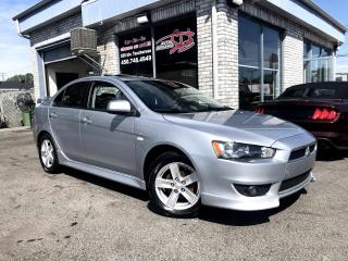 Used 2014 Mitsubishi Lancer Berline 4 portes, boîte manuelle, SE LIM for sale in Longueuil, QC
