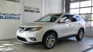 Used 2015 Nissan Rogue SL ** AWD ** GPS ** for sale in Blainville, QC