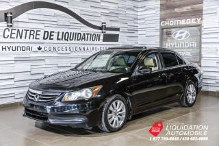 Used 2012 Honda Accord for sale in Laval, QC