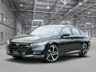 Used 2019 Honda Accord Sport 1.5T for sale in Terrebonne, QC