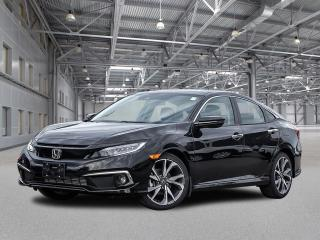 Used 2019 Honda Civic Touring for sale in Terrebonne, QC