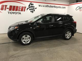 Used 2015 Toyota RAV4 2015 Toyota RAV4 - FWD 4dr LE for sale in St-Hubert, QC