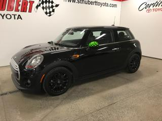 Used 2015 MINI Cooper TURBO, TOIT PANORAMIQUE for sale in St-Hubert, QC