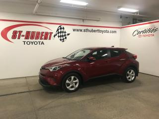 Used 2018 Toyota C-HR 2018 Toyota C-HR - FWD XLE for sale in St-Hubert, QC