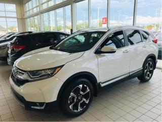 Used 2019 Honda CR-V Touring AWD for sale in Terrebonne, QC