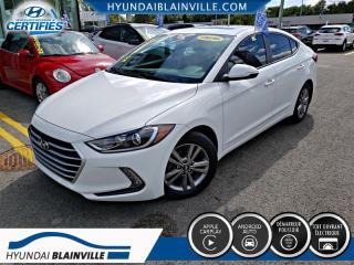 Used 2018 Hyundai Elantra GL SE TOIT, APPLE CARPLAY, ANDROID AUTO+ for sale in Blainville, QC